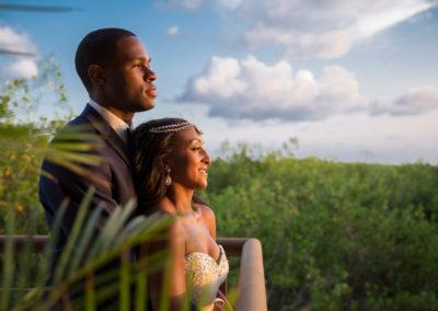 Ebony + Marquis – Dreams Riviera Cancun Wedding