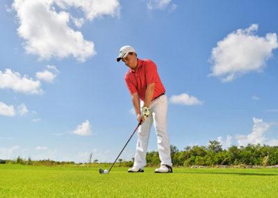 Golf – Oficina de Visitantes y Convenciones