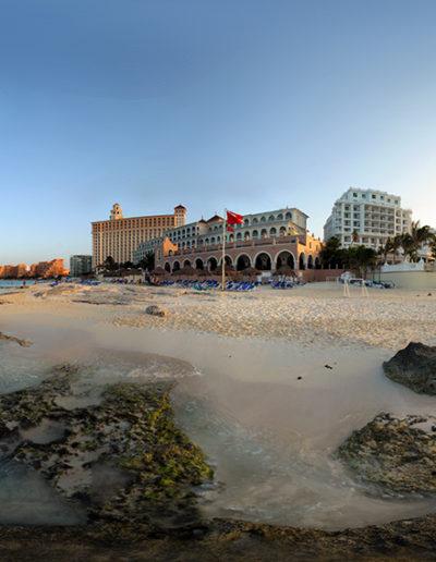 19 Playa Caracol - Panoramica