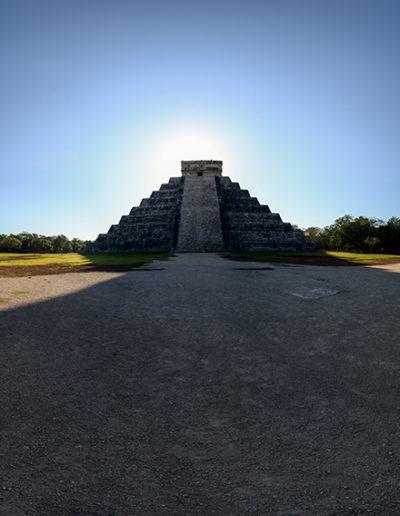 20 Chichen Itza - Panoramica