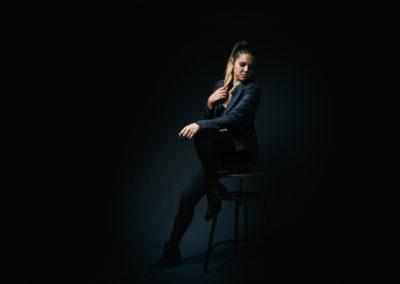 Tatiana – Sesión de Foto en Estudio