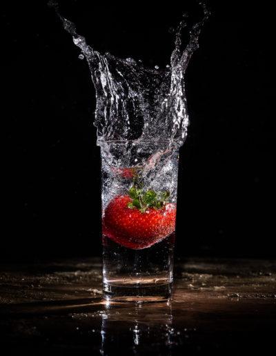 Producción de fotografia comercial de alimentos.
