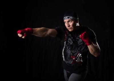 Immortal Kick – Sesión de Foto en Estudio