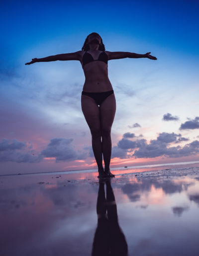 Iliana - Sesión de fotografía en Isla Blanca.