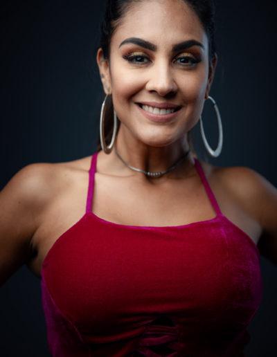 Ileana - Sesión de Foto en Estudio