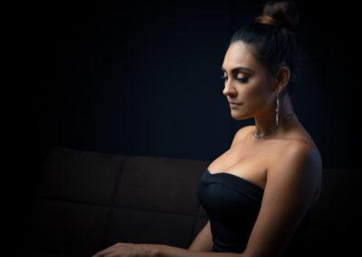 Ileana – Sesión de Foto en Estudio