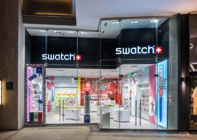 Tienda Swatch Puerto Cancún